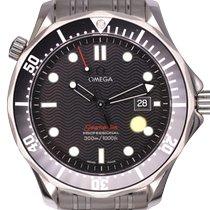 Omega Seamaster Diver 300 M Steel 41mm Black United Kingdom, N3 2DN