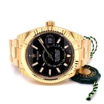 Rolex 326938 Yellow gold 2021 Sky-Dweller 42mm new United States of America, California, Beverly Hills