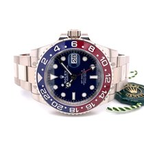 Rolex GMT-Master II 126719BLRO-0003 New White gold 40mm Automatic United States of America, California, Beverly Hills