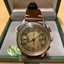 Rolex Chronograph Stahl Silber Arabisch Deutschland, Schwarzatal
