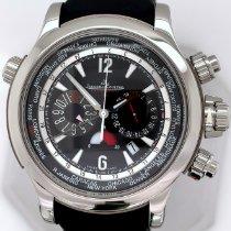 Jaeger-LeCoultre Master Compressor Extreme World Chronograph Acero 45mm Negro Arábigos