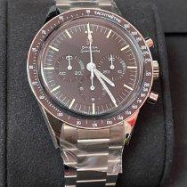 Omega Speedmaster Professional Moonwatch nuevo 2021 Cuerda manual Reloj con estuche y documentos originales 311.30.40.30.01.001