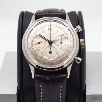 Gallet Steel 37mmmm Chronograph 5193 pre-owned United States of America, Florida, Gainesville
