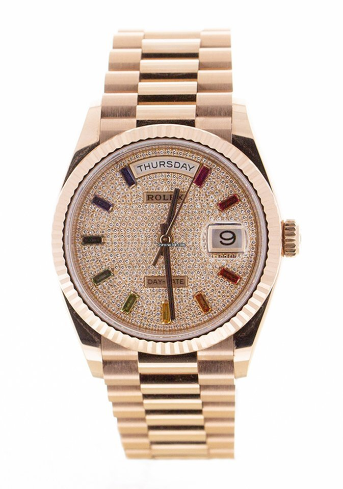 Rolex Day-Date 36 128235 2021 nou