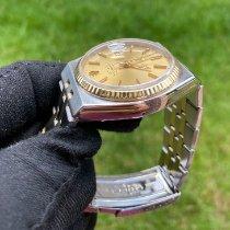 Rolex Datejust Oysterquartz Gold/Steel 36mm Champagne No numerals United States of America, Texas, Houston