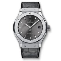 Hublot Classic Fusion Racing Grey new Watch with original box and original papers 511.NX.7071.RX
