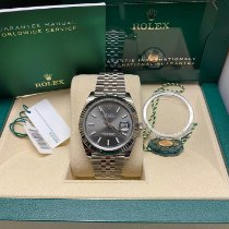 Rolex Datejust 126334 New White gold 41mm Automatic Finland, Siilinjarvi
