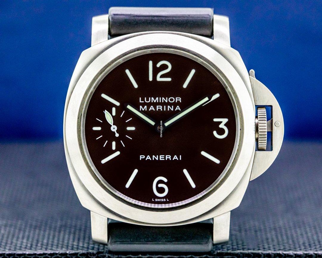 Panerai Luminor Marina PAM00118