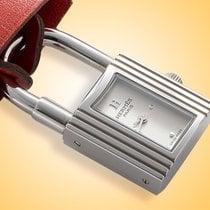Hermès pre-owned Quartz 20mm Silver Sapphire crystal 5 ATM