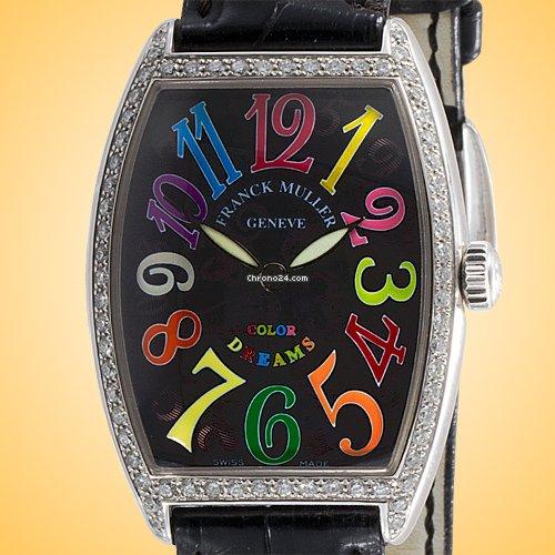 Franck Muller Color Dreams 2852 QZ COL DRM D 1R pre-owned