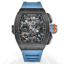 Richard Mille 43mm Automatic GMT new