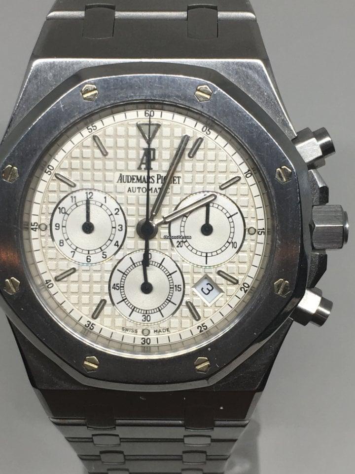Audemars Piguet Royal Oak Chronograph 25860ST.OO.1110ST.05 2001 tweedehands
