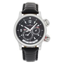 Jaeger-LeCoultre Master Compressor Geographic Steel 41.5mm United States of America, Florida, Surfside