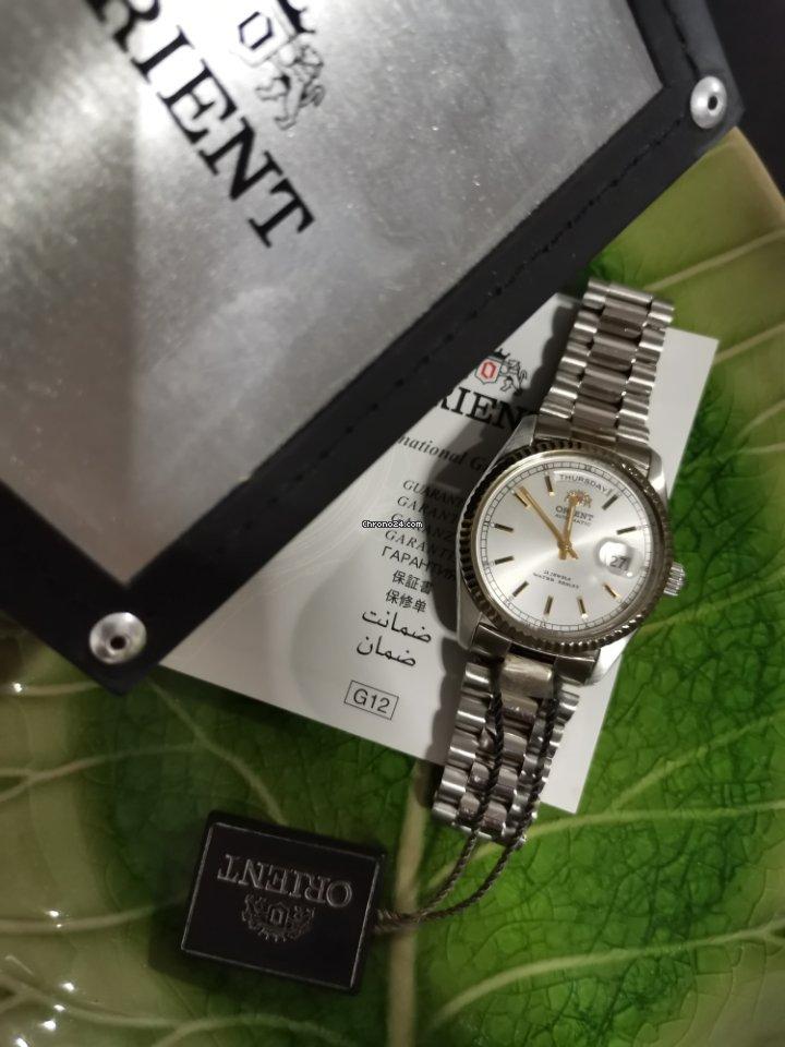 Orient 2EV03001WY new
