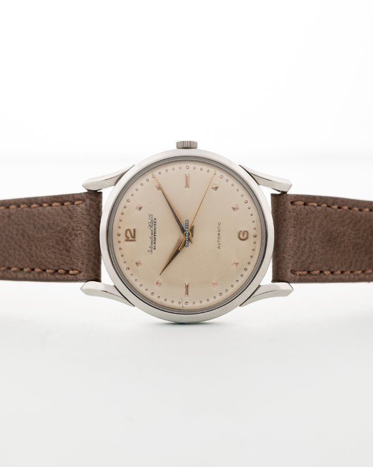 IWC 1956 pre-owned