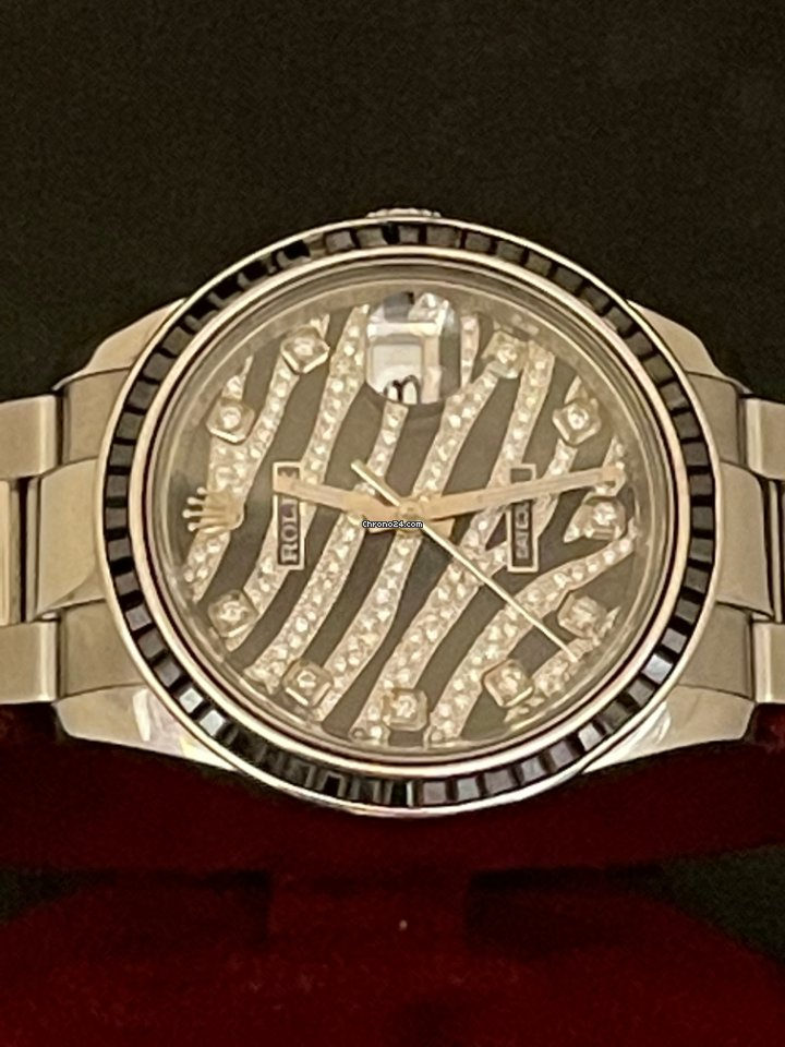 Rolex Oyster Perpetual Date 115210 2007 usato