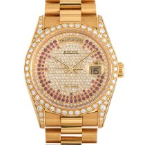 Rolex Day-Date Yellow gold 35.5mm United States of America, Pennsylvania, Southampton