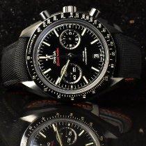 Omega Speedmaster Professional Moonwatch Cerámica 44.2mm Negro Sin cifras
