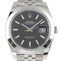 Rolex 126300 Acero 2021 Datejust 40mm nuevo