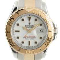 Rolex Yacht-Master 69623 Very good Gold/Steel 29mm Automatic