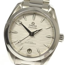 Omega 220.10.34.20.02.002 34mm pre-owned