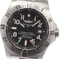Breitling Avenger Seawolf A17330 Good Steel 44mm Automatic