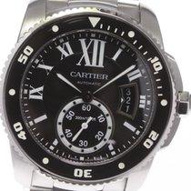 Cartier Calibre de Cartier Diver Steel 43mm Black