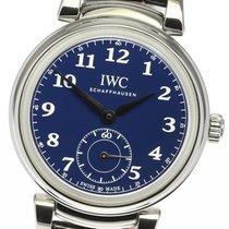 IWC Da Vinci Automatic 40mm Azul