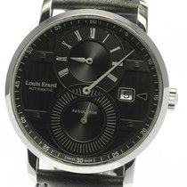 Louis Erard Excellence Steel 42mm Black