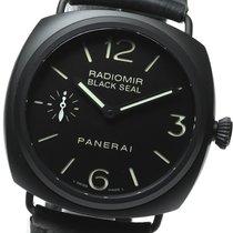 Panerai Radiomir Black Seal 46mm Черный