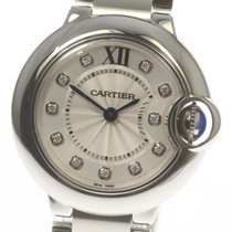 Cartier Ballon Bleu 28mm Сталь 28mm Cеребро
