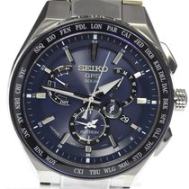 Seiko Astron GPS Solar new Watch with original box and original papers SBXB155 8X53-0AV0-2