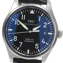IWC Pilot Mark 39mm Black