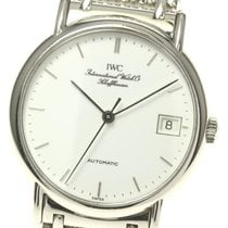 IWC Steel 34mm Automatic IW351318 pre-owned