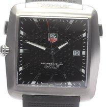 TAG Heuer Professional Golf Watch Steel 36mm Black