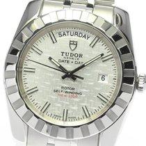 Tudor Classic 40mm Plata