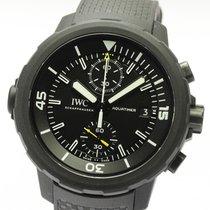 IWC Aquatimer Chronograph 47mm Negru