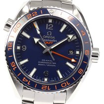 Omega Seamaster Planet Ocean 44mm Синий