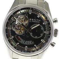 Zenith 03.2080.4021/21.M2040 Steel El Primero Chronomaster 42mm pre-owned