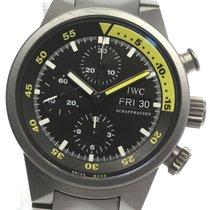 IWC Aquatimer Chronograph 42mm Black
