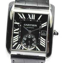 Cartier Tank MC 34.5mm Черный