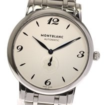 Montblanc Star Classique Steel 39mm Silver