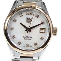 TAG Heuer Carrera Lady 28mm White