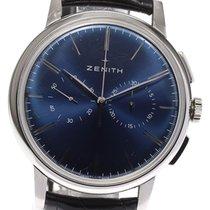 Zenith Elite Chronograph Classic 42mm Bleu
