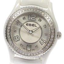Ebel X-1 Steel 33mm Silver