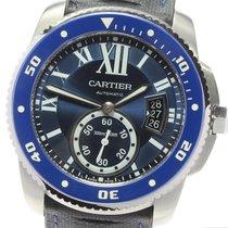 Cartier Calibre de Cartier Diver 43mm Синий