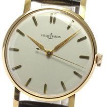 Ulysse Nardin Yellow gold 34mm Manual winding pre-owned