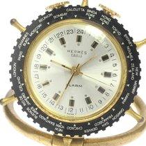 Hermès używany Manualny Srebrny