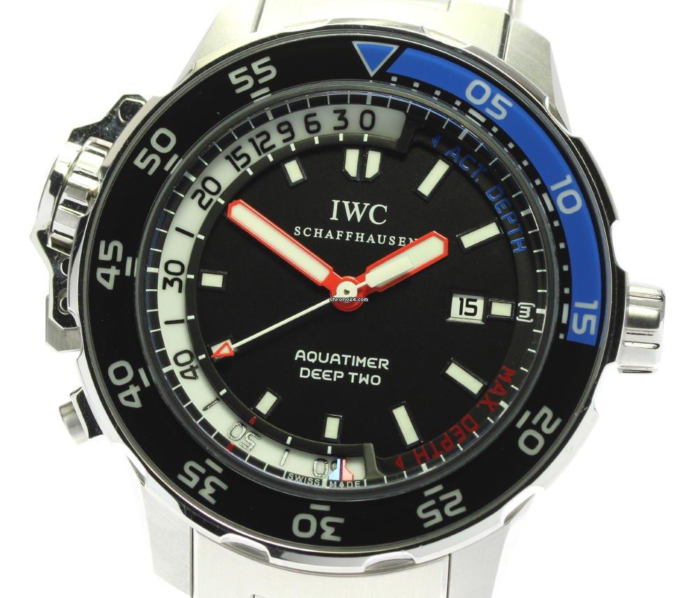 IWC Aquatimer Deep Two IW354703 usados
