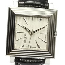 Boucheron Steel 34mm Automatic pre-owned